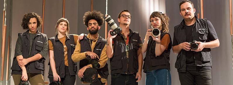 Arte Na Fotografia: O primeiro Reality Show sobre Fotografia no Brasil