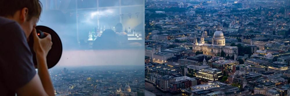 Acessório permite fotografar através do vidro sem reflexos