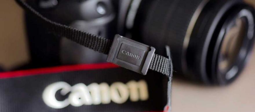 Você usa Canon? Sabe a utilidade dessa borrachinha?