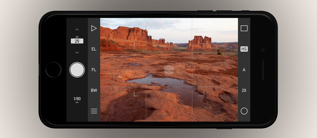 Novo aplicativo para IPhone permite recursos avançados para a Fotografia de Celular