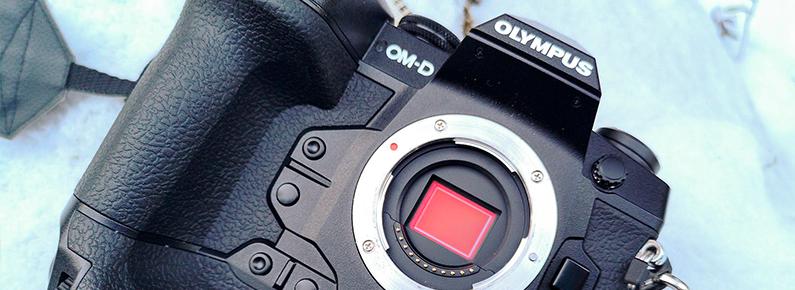 Olympus lança câmera de alto desempenho OM-D E-M1X