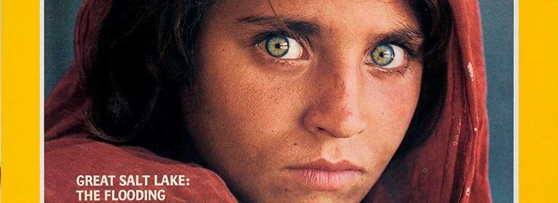 Novas teorias sobre a Menina Afegã de Steve McCurry
